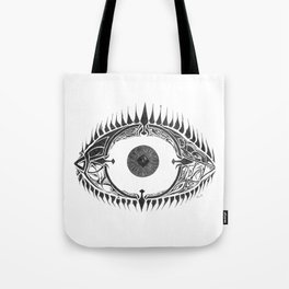 Tribal Eye Tote Bag