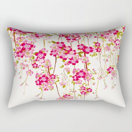 Cherry Blossom 1 Rectangular Pillow
