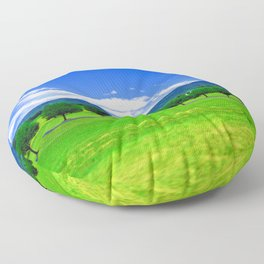 Moving Fast Floor Pillow