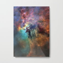 Lagoon Nebula 2 Metal Print