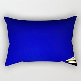 One Conversation Rectangular Pillow