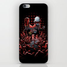Saviors iPhone & iPod Skin