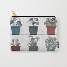 PLANTS SHELF Carry-All Pouch