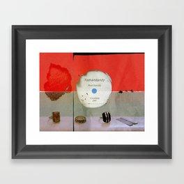 Post Suicide Framed Art Print