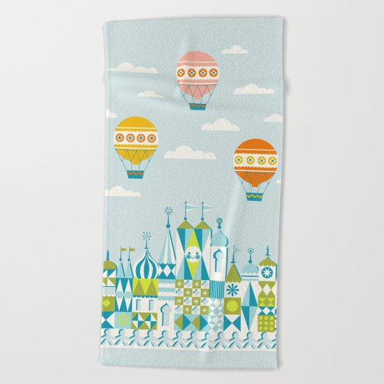 Small Magic Beach Towel