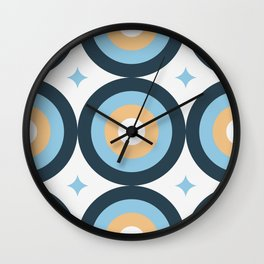 Grooming Salon Wall Clock