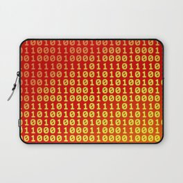 Hot bits Laptop Sleeve