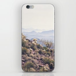 Superstition Wilderness iPhone Skin