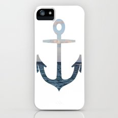 anchor iPhone (5, 5s) Slim Case