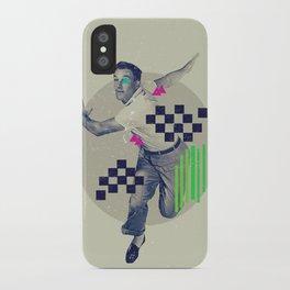 LXVI iPhone Case