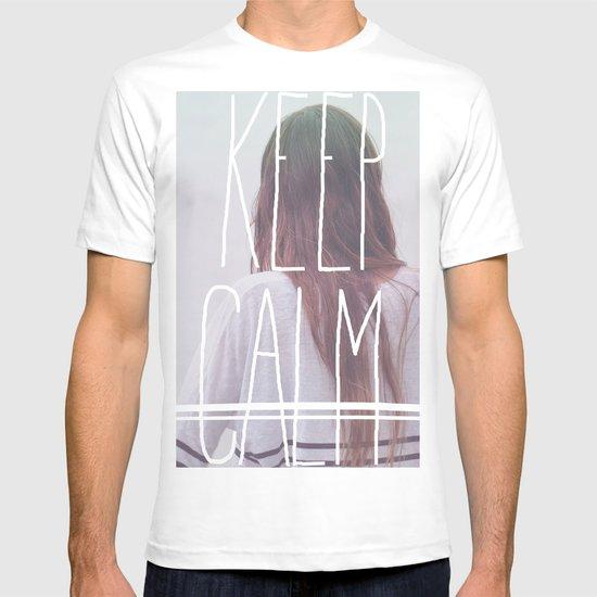 Wander (Keep Calm) T-shirt