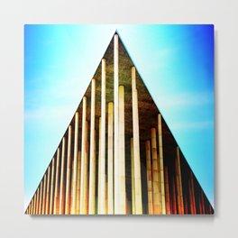 Magic Triangle Metal Print