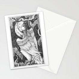 Harpy 4 Stationery Cards
