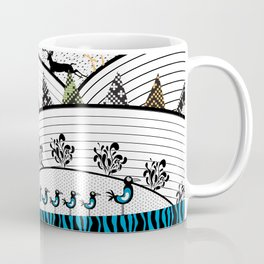Sumptuous Africa Coffee Mug