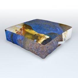 Warrior Rock Outdoor Floor Cushion