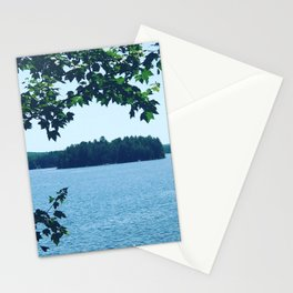 Island of lost dreams Stationery Cards