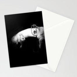 Self-Portrait Study Stationery Cards