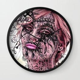 Beauty Devourer Wall Clock