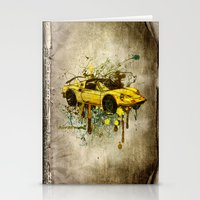 ferrari Stationery Cards featuring Ferrari by Svetlana Sewell