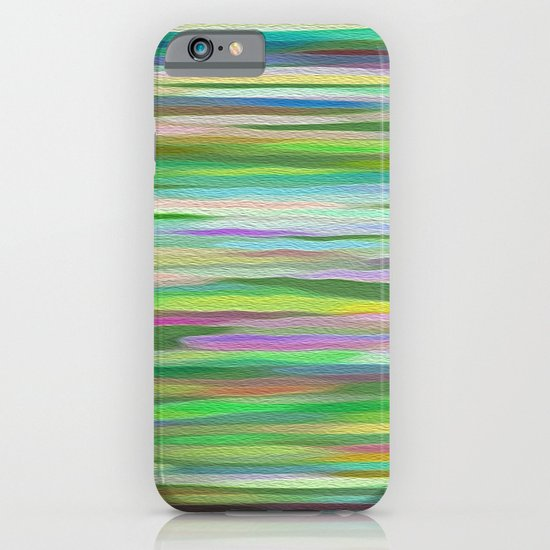 Swimming Stripes iPhone & iPod Case