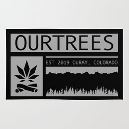 ourtrees Rug