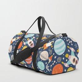 Space Duffle Bag