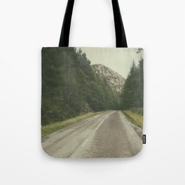 A Road in the Wilderness II Tote Bag