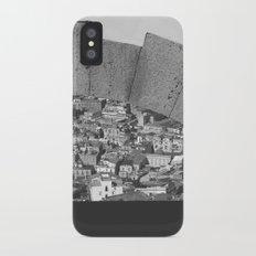 Napoli città nascosta iPhone X Slim Case