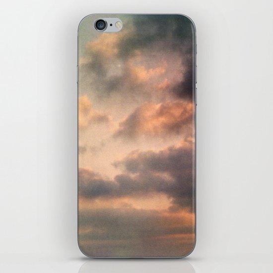 Dreamy Clouds iPhone & iPod Skin