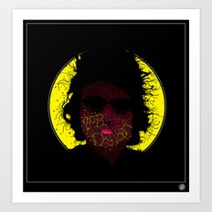 Bob Dylan, Naturally Art Print