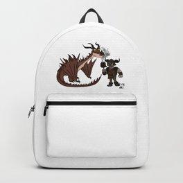 Hungry Hookfang Backpack