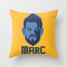 Marc Gasol Throw Pillow