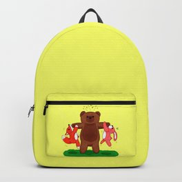Strong Bear Backpack