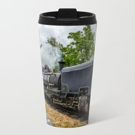 Steam Locomotive Travel Mug