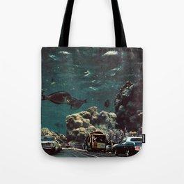 Meriggio a Gorgonia Tote Bag