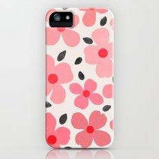 dogwood 8 iPhone (5, 5s) Slim Case