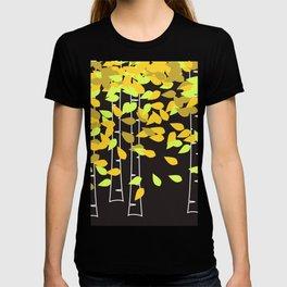 Autumn Birches T-shirt