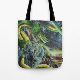 space of sheron Tote Bag