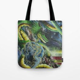 space of sheron Tote Bag