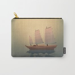 A Ship That Sails Away Carry-All Pouch