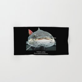 Redtail catfish Hand & Bath Towel
