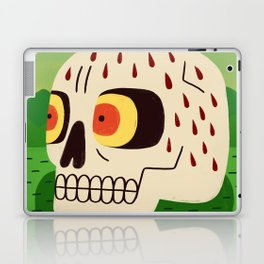 Skull Laptop & iPad Skin