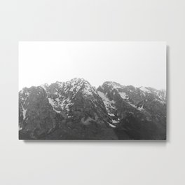 Mountain - Grand Tetons 1 Metal Print