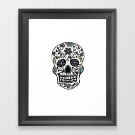 Skull Candy Framed Art Print