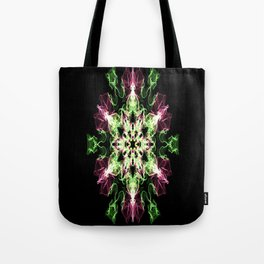 Watermelon Snowflake Tote Bag