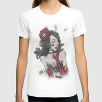"burlesque T-shirts featuring BURLESQUE by ""dfrnt"""