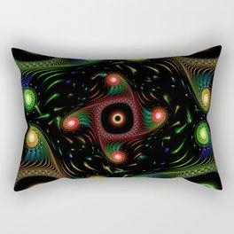 Lights 2 Rectangular Pillow