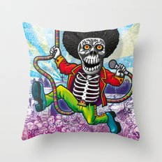 Poster Funkadelik Throw Pillow