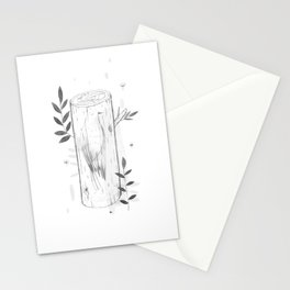 tree of life 3 Stationery Cards