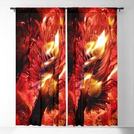 Fire worship Blackout Curtain
